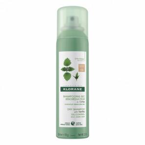 Klorane shampooing sec séboréducteur à l'ortie 150ml